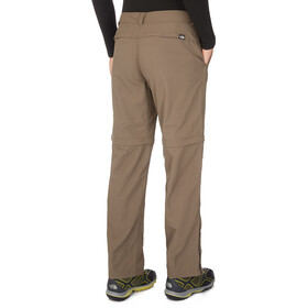 The North Face Horizon Convertible Pantalones Hombre, weimaraner brown